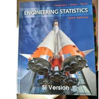 IE3101 Engineering Statistics