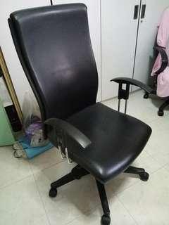 High backrest office chair