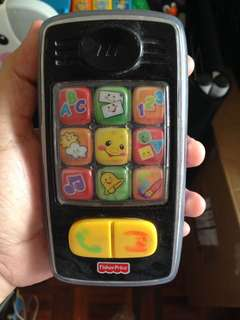 Fisher Price Phone