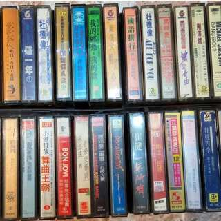 Sincere most welcome - Just a music lover seek for old cds - vinyl - cassettes ( Chinese canto English and Hokkien )