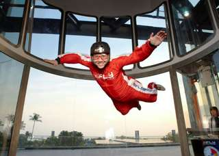 iFly Singapore Tickets ( 3 Flights for $100)