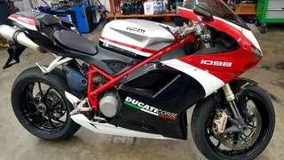 Used 2008 Ducati 1098