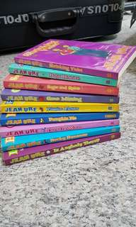 10 Jean Ure story books
