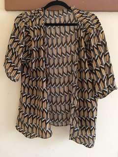 Kimono toper