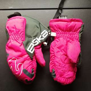 Kids winter gloves