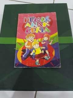Buku humor anak ceria