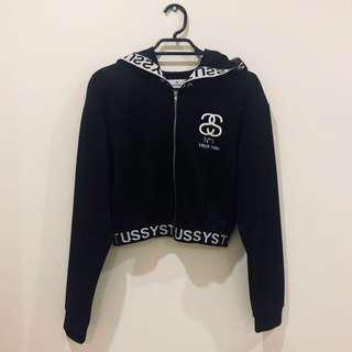 Spin Cropped Hoodie