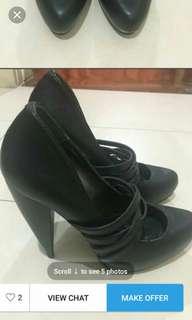 Aldo close heels