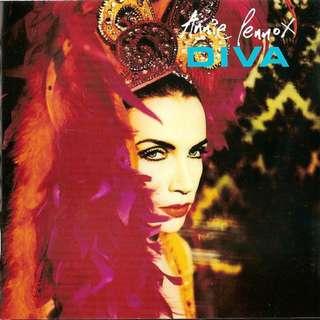 CD Annie Lennox – Diva