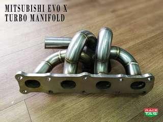 MITSUBISHI LANCER EVO X TURBO MANIFOLD