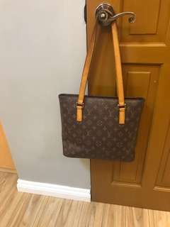 Louis Vuitton luco (genuine leather) from japan