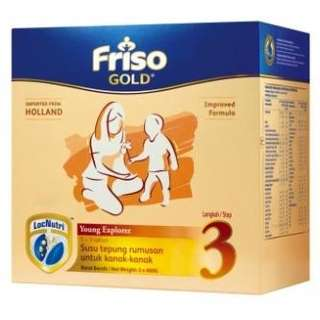 Friso Gold Stage 3 (1.2kg) Made in Holland