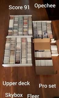 Mix card lot
