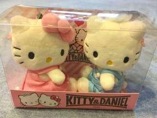 🚚 Kitty&Daniel icash2.0娃娃吊飾