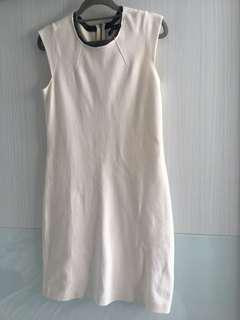 Zara Cream Shift Dress
