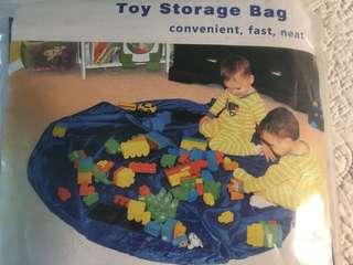 Toy / LEGO storage bag