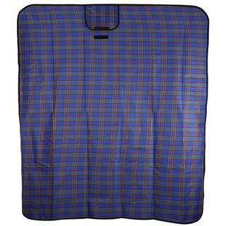 🚚 Foldable Outdoor Picnic Mat Blanket Acrylic Moistureproof For Camping (BLUE)