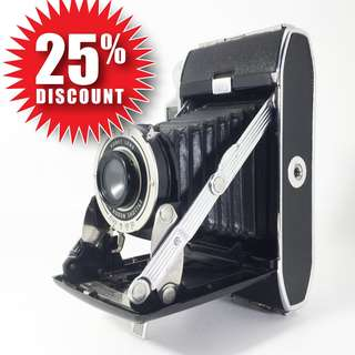 1950s Kodak Tourist Folding Camera (KTC_01-1017-15)