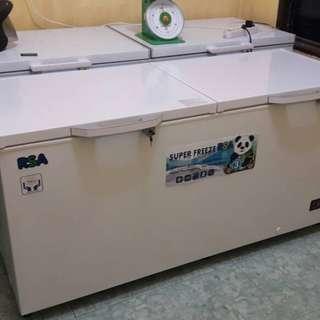 Freezer 650 liter & 750 liter