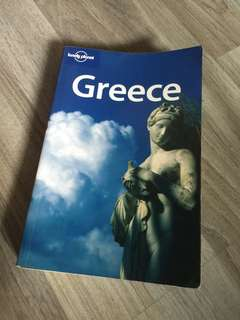 Lonely planet greece travel guide 7th edition