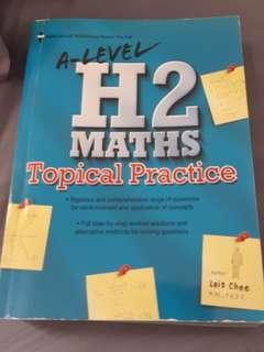 H2 Mathematics Assessment book