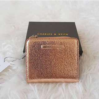 #maudecay charles and keith wallet original