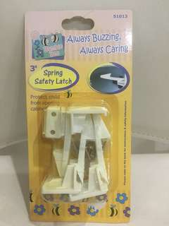Bumble Bee Spring Safety Latch All New