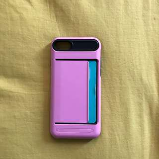 CASE IPHONE 7 WITH CARDHOLDER