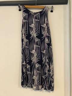 Tigerlily navy dress