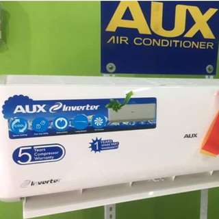FREE INSTALLATION AUX Full DC Inverter Split Type Aircon