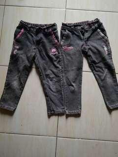Celana jeans @10.000
