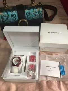 Authentic Technomarine 40mm watch