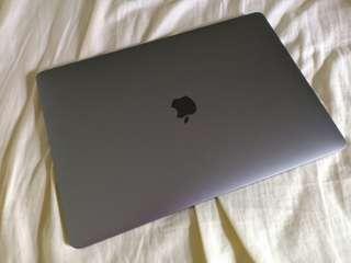 Macbook pro 15 ' mid 2017 512 gb ssd