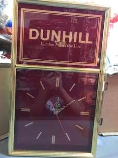 Vintage DUNHILL Clock