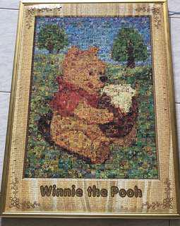 1000pcs Winnie the Pooh Mosaic Jigsaw puzzle