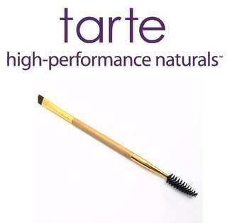 💄 Tarte Double Ended Shape Shifter Bamboo Brow Eyebrow Brush With Spooly