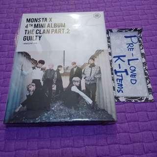 MONSTA X ALBUM