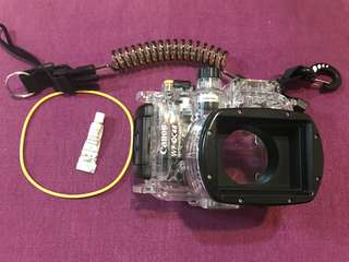 Canon G15 WP-PC48 housing