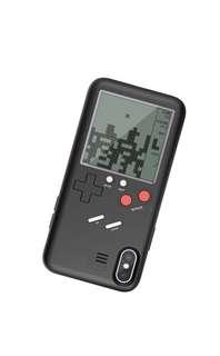 清貨價!經典gameboy 手機殻 內置26個遊戲每個有99種玩法 IPhone X only
