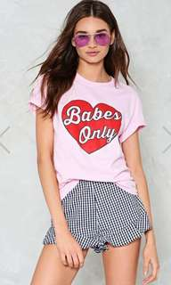 Babes Only Tee