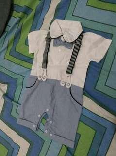 Baby Gentleman Tux
