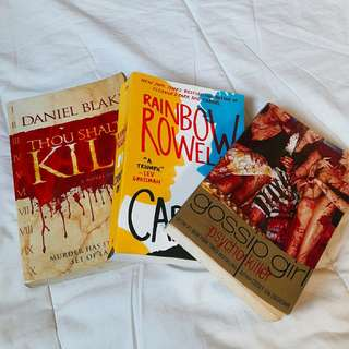 3 books for only 550