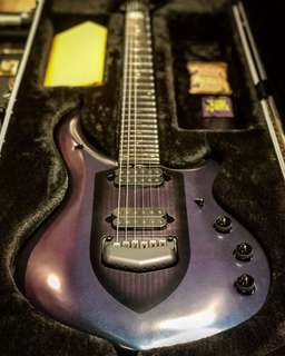 Ernieball Musicman Majesty Arctic Dream