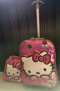 Trolley Bag / Stroller bag (Hello Kitty)