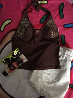 Sassa Brown Tankini