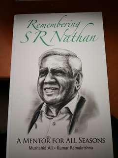 Remembering SR Nathan