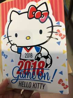 Hello kitty Game on gift card