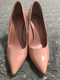 ❗️REPRICED❗️Charles&Keith Shoes