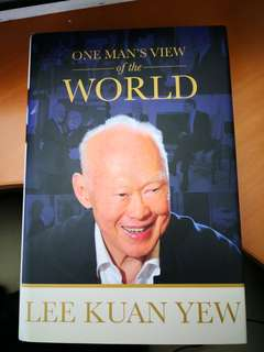 One man's view of the world - lee kuan yew