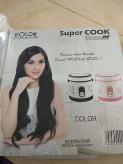 Rice Cooker Super Cook